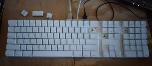 Missing Keys: Backspace, Delete, Clear